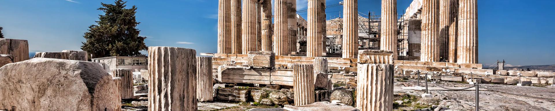 Parthenon Of Acropolis