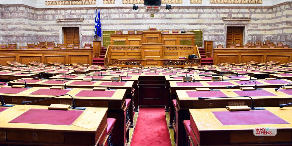 Greek-Parliament-Hellenic-Vouli-Chamber-