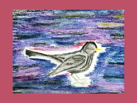 【Podcast】樂來樂好🎵 #11:黑色的鳥,唱出美麗的歌。