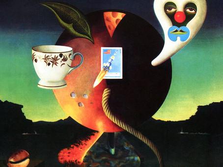 【Podcast】樂來樂好🎵 #5:Nick Drake與他眼中粉紅色的月亮。