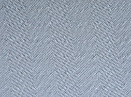 Stage Fabric Grey Atlas Oxford Herringbone Texture Flame Retardant