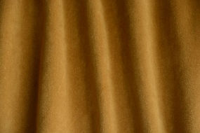 Gold Cotton Velvet Flame Retardant Theater Fabric