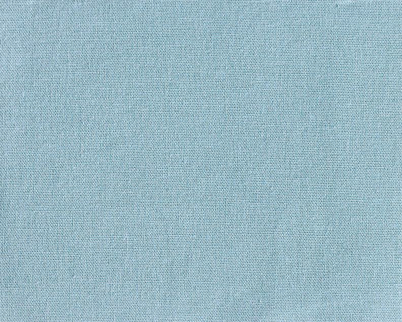 Muslin Sky Blue Flame Retardant Fabric, Stage Fabric