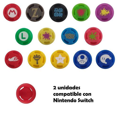 Fundas stick silicona clásicos Nintendo Switch