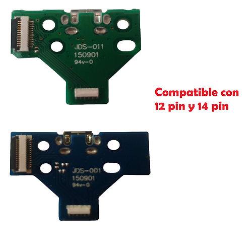 Puerto de carga mando PS4