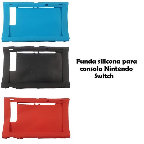 Funda silicona para Nintendo Switch