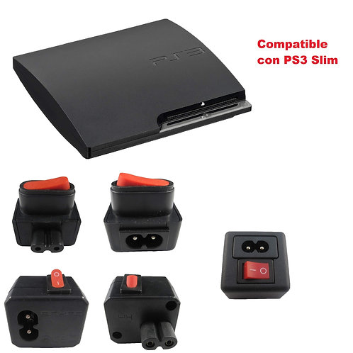 Interruptor on-off PS3 slim y superslim