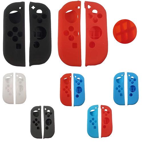 Fundas silicona para joycons Nintendo switch