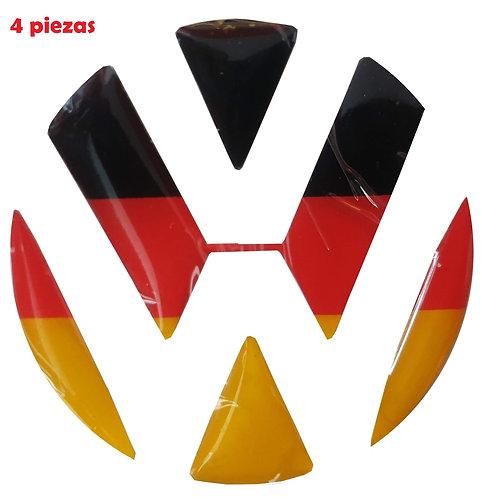 vinilos /  pegatinas llantas: Volkswagen