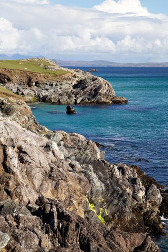 Inishbofins Cliffs