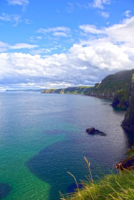 Carrick'A'Rede Cliffs