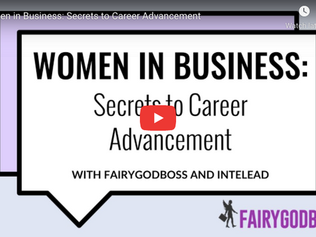 Women in Business: Secrets to Career Advancement