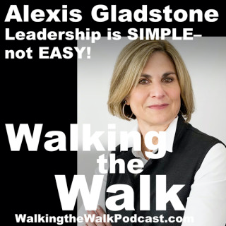 Sensei Leader Walking the Walk Podcast