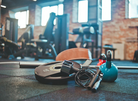 Can Gym Etiquette Teach Us About Good Leadership?