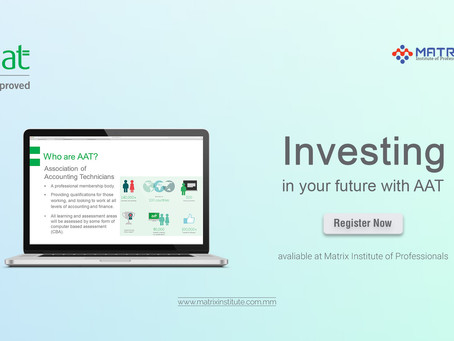 Investing in your future with AAT