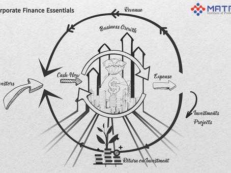 🔹 🔹 🔹 Corporate Finance Essentials 🔹 🔹 🔹