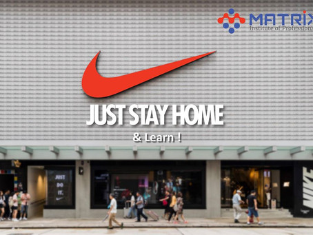 Just Stay Home & Learn !