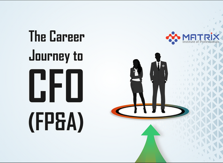 The Career Journey to CFO (FP&A)