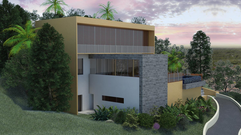 projeto residencial lza