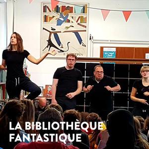 La Bibliothèque Fantastique