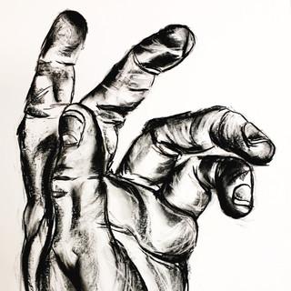 Hand Study no. 2