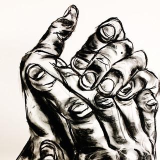 Hand Study no. 3