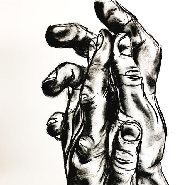 Hand Study no. 1