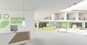 Alumnitreffen zur Nachhaltigkeit im 3D-Learnspace / Goethe-Institut Kairo