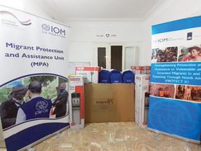 هولندا تشارك في مبادرة «كومباس» العالمية بدعم مدرستين سودانيتين في مصر
