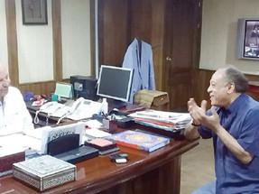 رئيس قطاع الأمن بماسبيرو: صرفنا 80 مليون جنيه على المصابين بكورونا في «الإذاعة والتليفزيون»