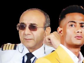 أزمات محمد رمضان تتوالي.. بعد وفاة الطيار «أبو اليسر»