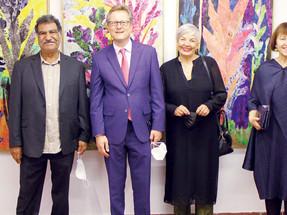معهد جوته يُعيد «فيلا البستان» إلى الحياة بمشاركة سفير ألمانيا بالقاهرة