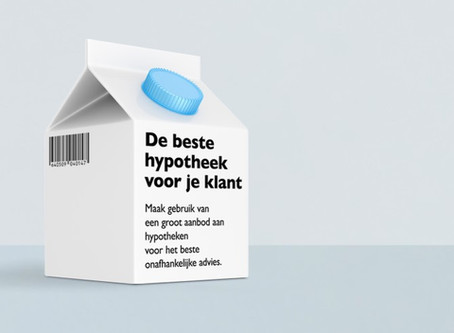 Huismerk raises the stakes with a disruptive B2B campaign