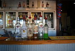 Front Bar Drinks