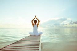 yoga online hm day spa muskoka dockside