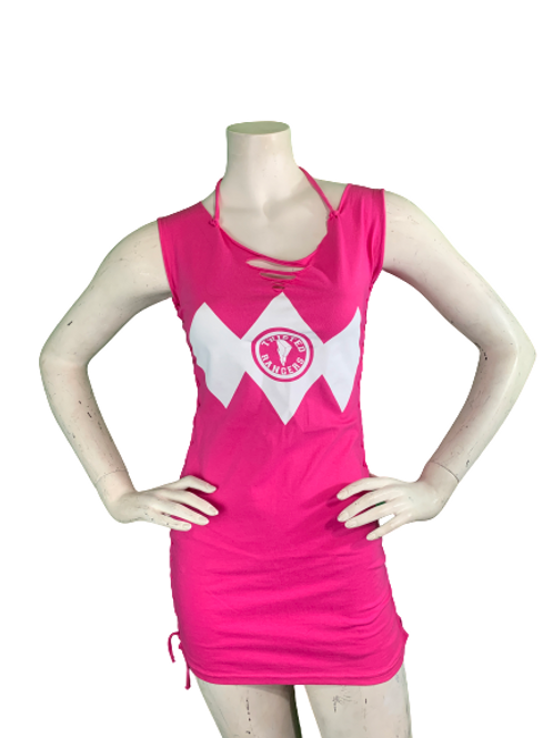 Twisted Pink Ranger Style 2