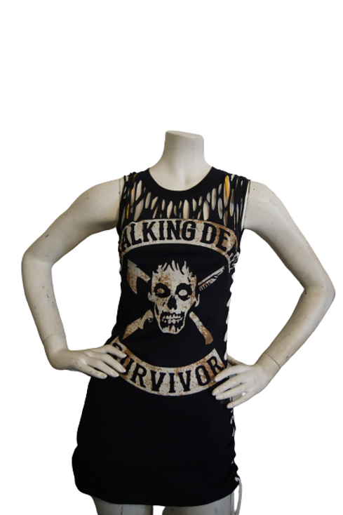 Walking Dead T shirt Dress