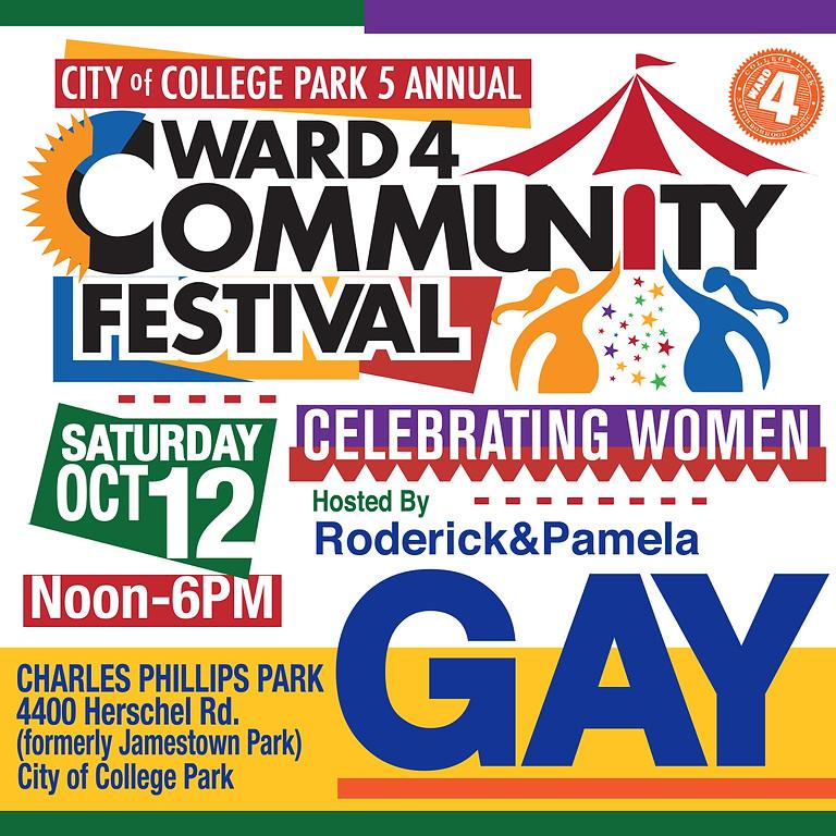 College Park Community Festival