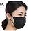 Thumbnail: KN95 Black Mask
