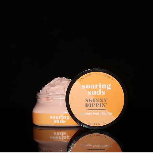 Soaring Suds Skinny Dipping Body Butter Mango