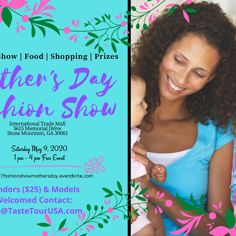 Mother's Day Fashion Show