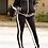 Thumbnail: Open Shoulder Zip Up Jogger Set