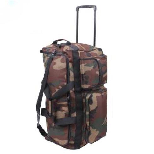 Camo 30'' Military Expedition Wheeled Bag