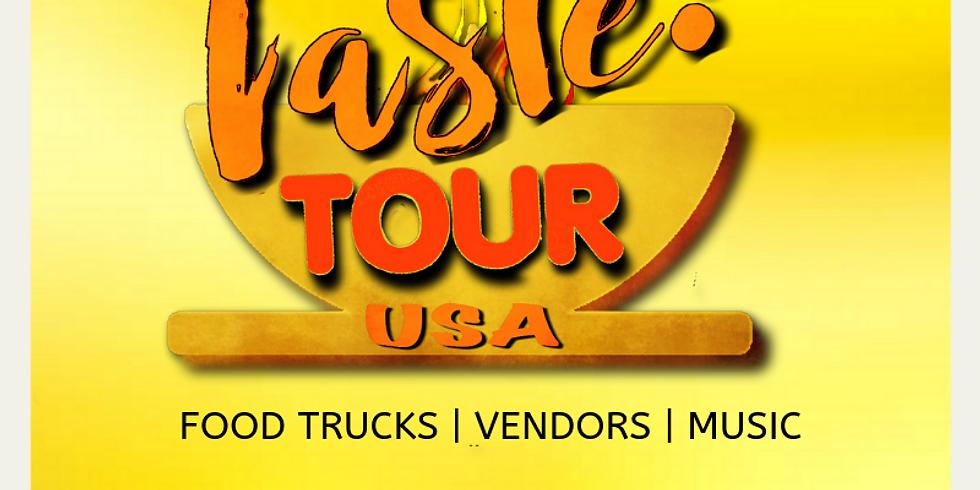 Taste! Your Mobile Food Court