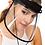 Thumbnail: Clear Protective Face Shield Visor in Black