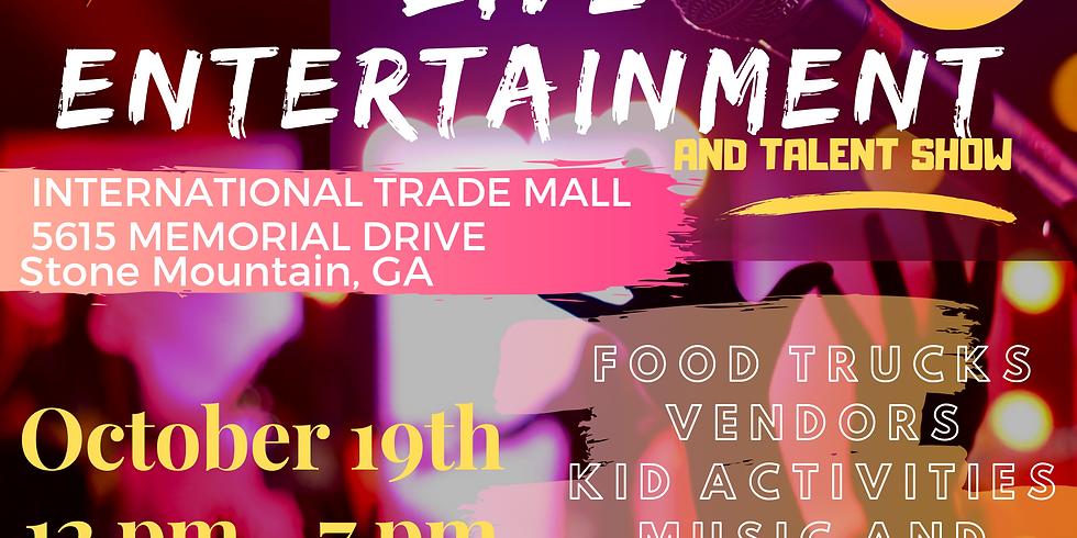Taste Tour Live Entertainment