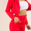 Thumbnail: Cropped Blazer and Pant Suit