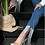 Thumbnail: Crystal Rhinestones Fringed Pants