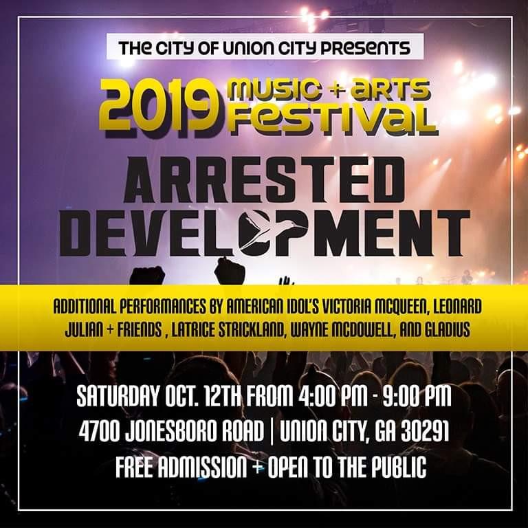 Union City Music + Arts Festival