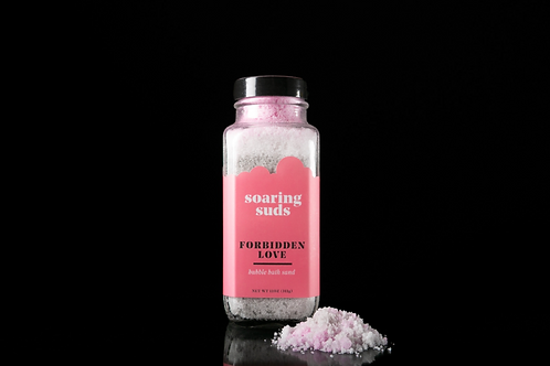 Forbidden Love Bubble Bath Sand